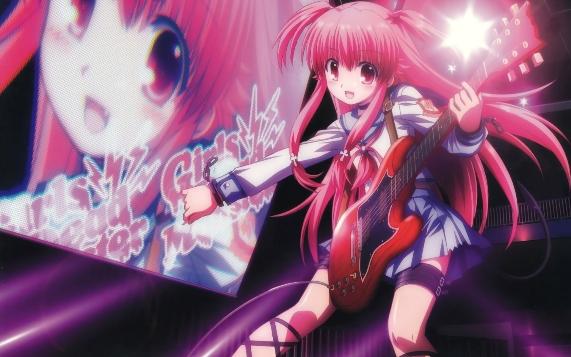 Angel Beats! Wallpaper 9 - Anime Desu